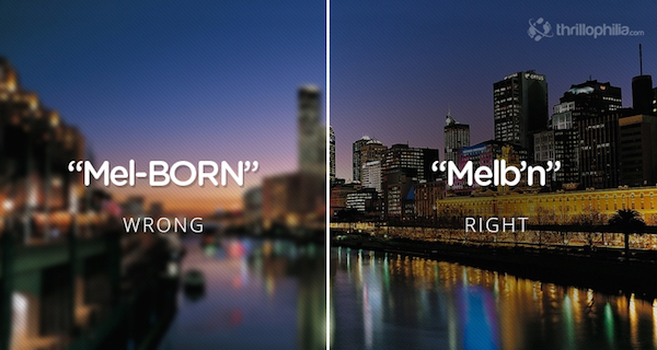Useful Guide Shows How To Pronounce The Tricky Names Of 32 Places Correctly