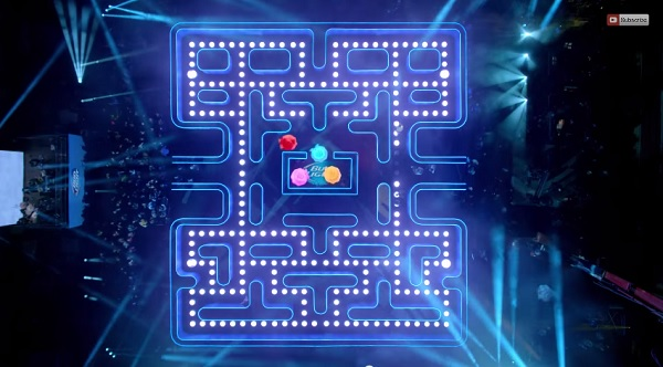 Bud Light Builds A Real Life Pac Man Maze For Its Super