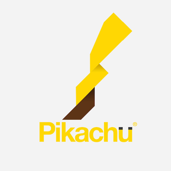 Design Agency Creates Fictional Corporate Logos For Pok Mon Characters