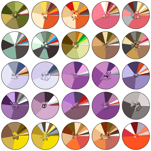 Color Schemes Charts Ibovnathandedecker