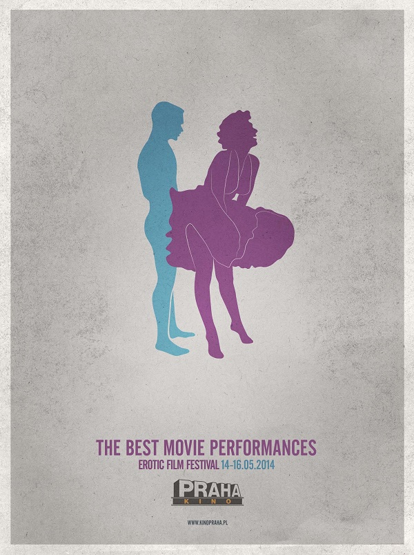 Cheeky Film Festival Posters Put An Erotic Spin On Iconic Character