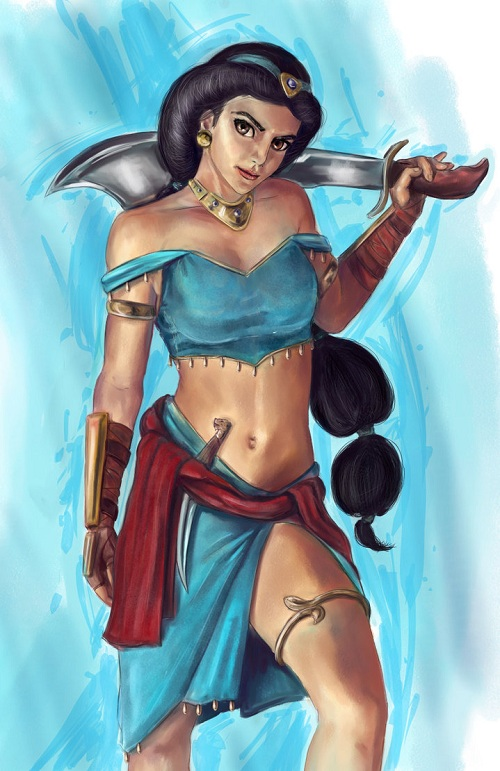 Likely. Disney warrior princess sexy really. was