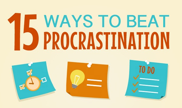 we must work to overcome procrastination essay