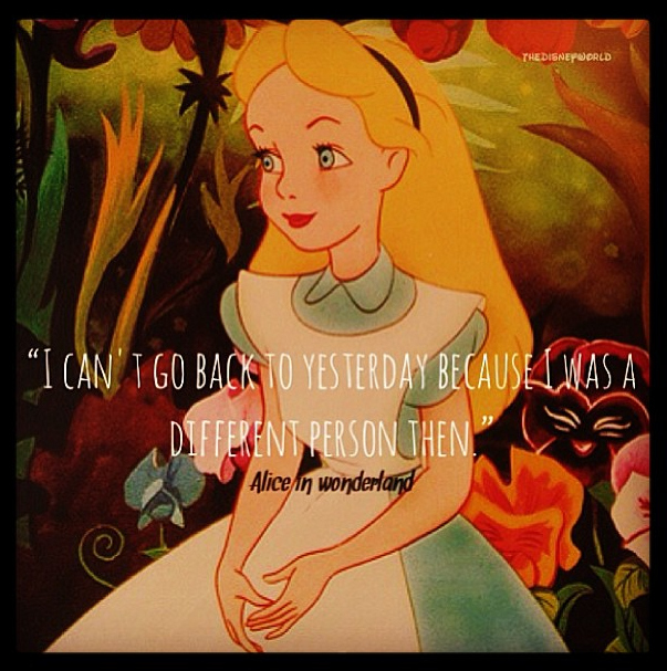 Disney Alice In Wonderland Quote: Surprisingly Profound, Existential Quotes From Disney