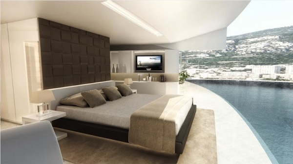 Qatar builds world 39 s first floating hotel for 2022 world for Design hotel qatar
