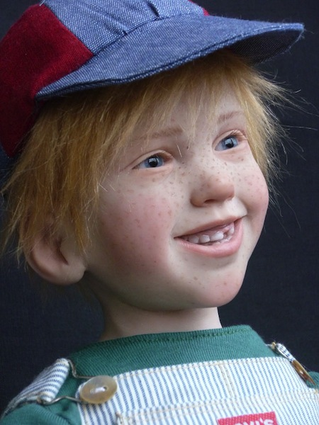 Hyper Realistic Dolls That Look Like Real Children