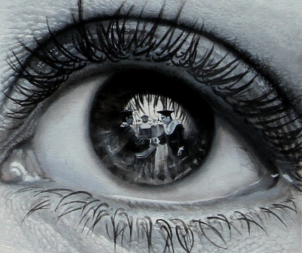 Gallery For gt Famous Paintings Of Eyes