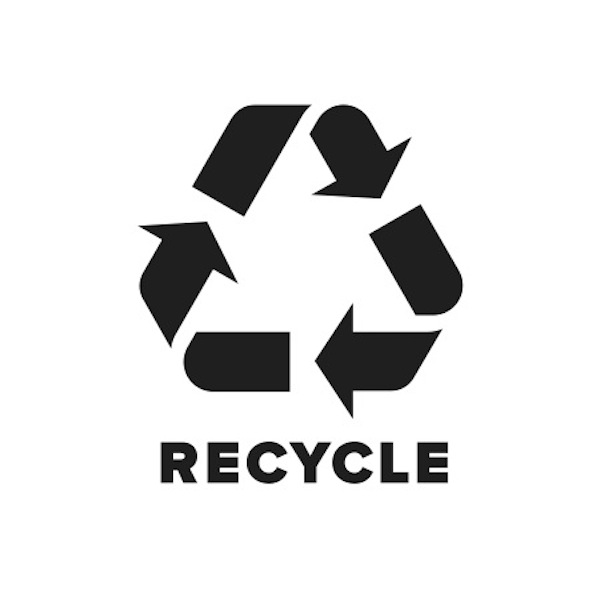 Cool Recycle Logo 'Recycle' L...