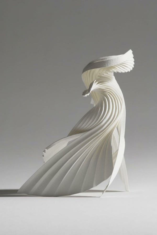 Beautifully Crafted 3D Paper Sculptures Made With Precise ...