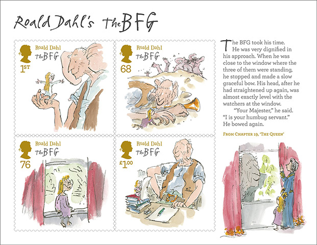 Quotes From The Bfg: Bfg Roald Dahl Quotes. QuotesGram