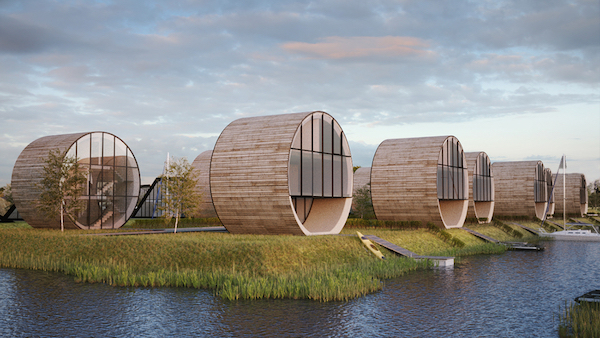 Very Awasome Rolling Homes Designed For The Future?