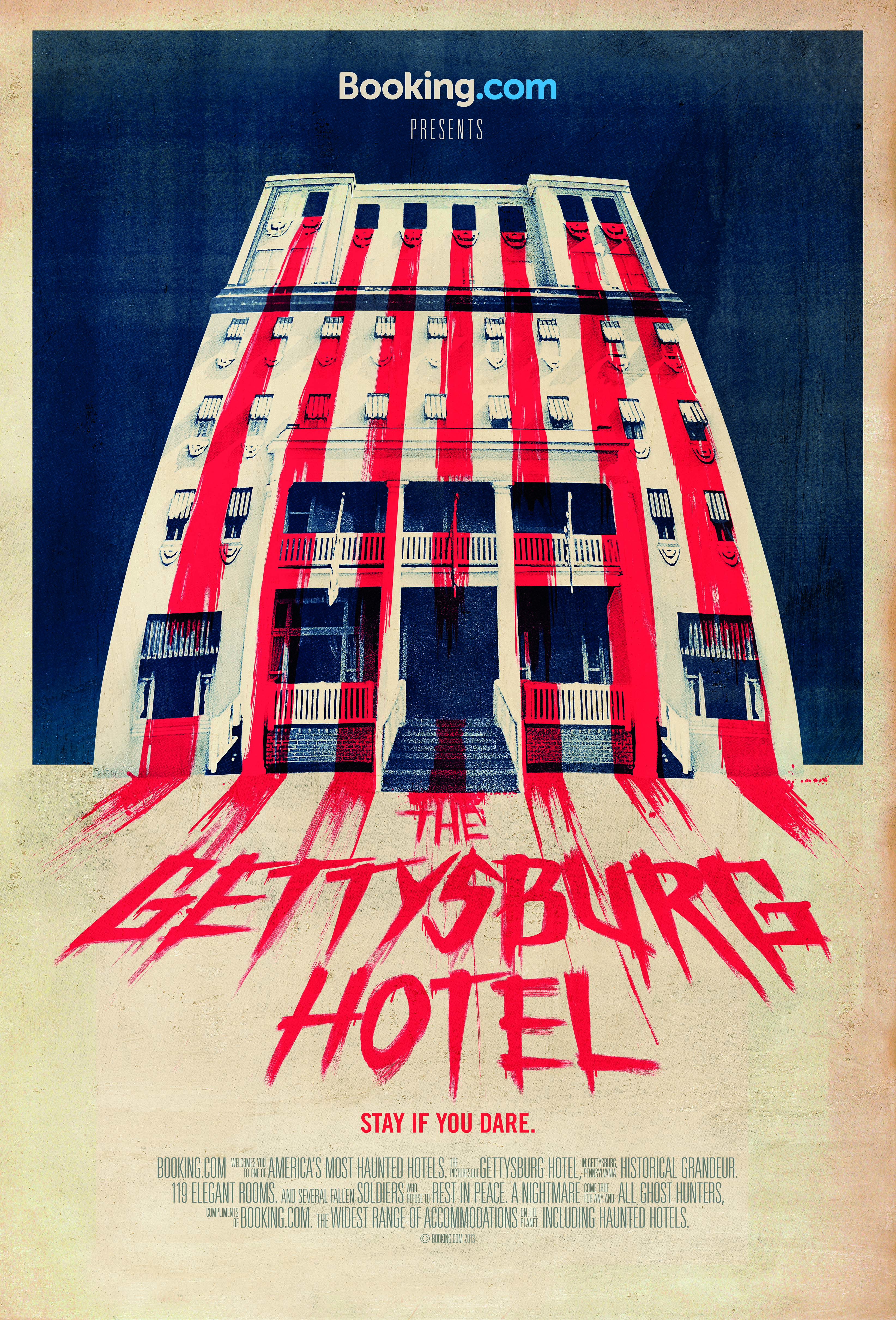 Ad Agency Rolls Out 'Horror Movie Posters' To Promote