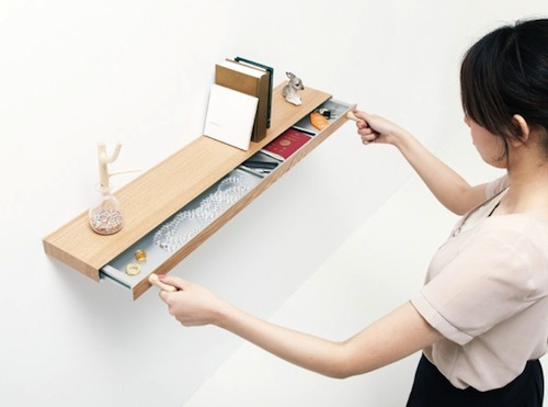 Liam Thinks!: Shelf With Secret Compartment Opens With Magnets, For ...