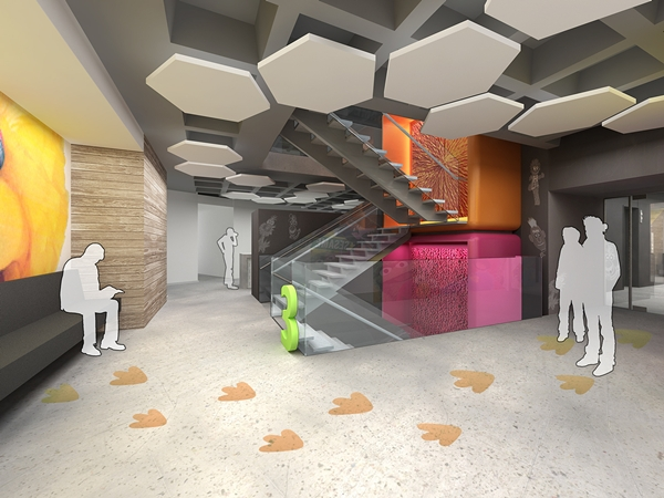 Check Out This Cheerful Concept Headquarters For Sesame