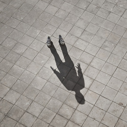 Photographer Captures Haunting Images Of An Invisible Man ...