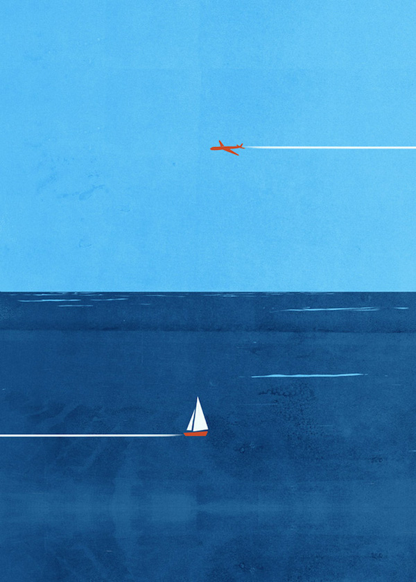Illustrations By Alessandro Gottardo