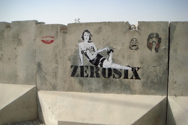 In Afghanistan Emotive Graffiti Art Made By Talented U S