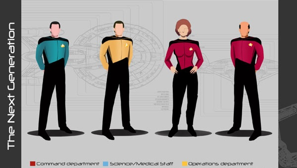 star trek uniform color guide today manual guide trends sample u2022 rh brookejasmine co Star Trek Original Series Uniforms star trek online uniform color guide