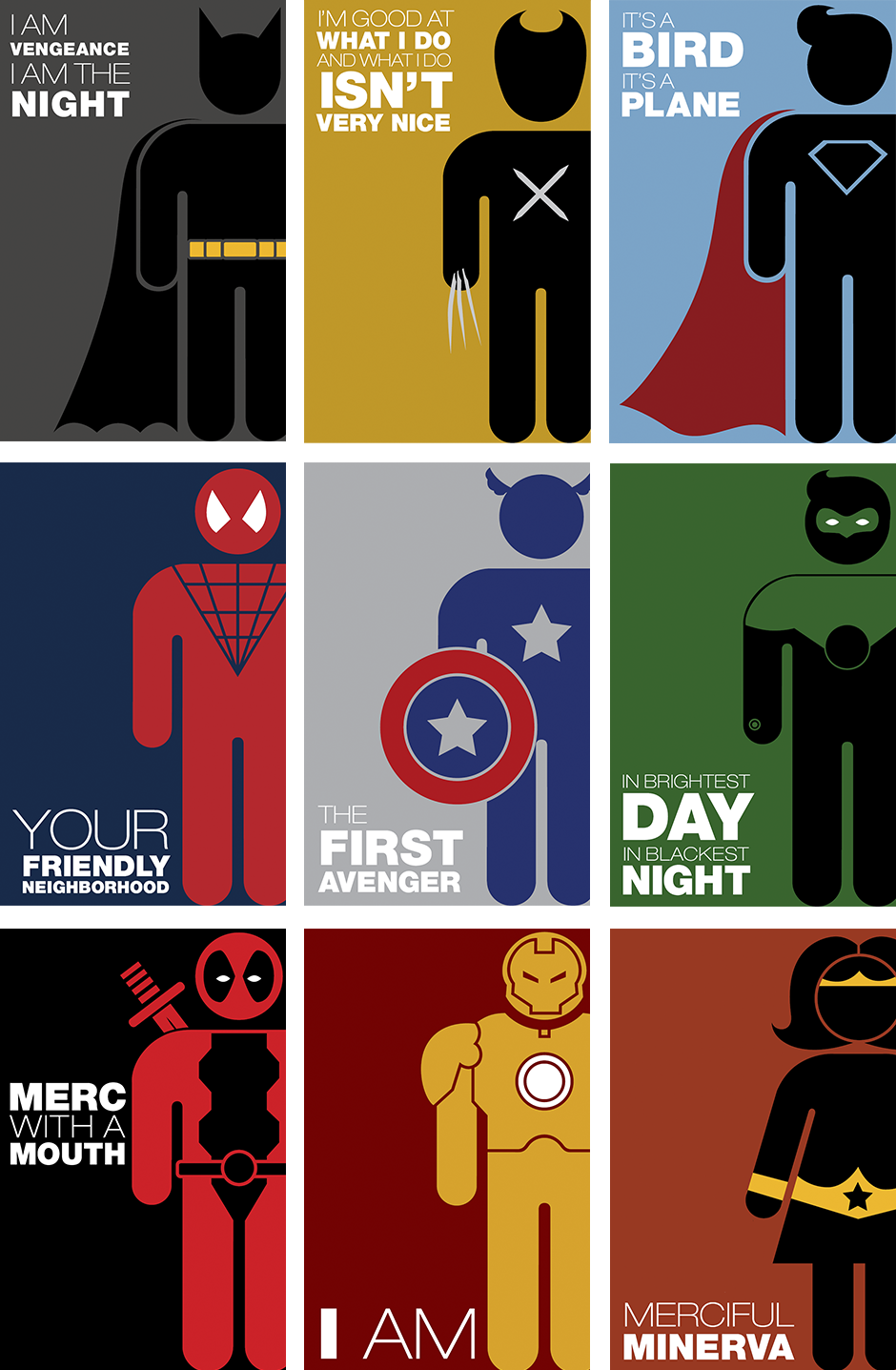 Superhero Phrases And Quotes Quotesgram