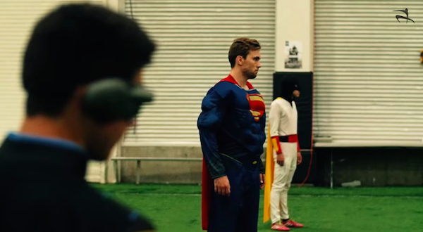Funny Video Features Your Favorite Superheroes Battling In An Epic Soccer Match