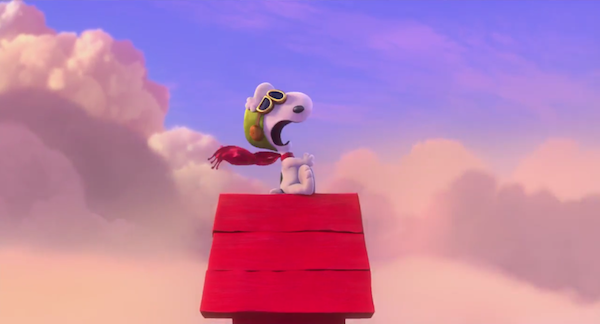 Official Trailer For  U2018the Peanuts Movie U2019 Features Snoopy