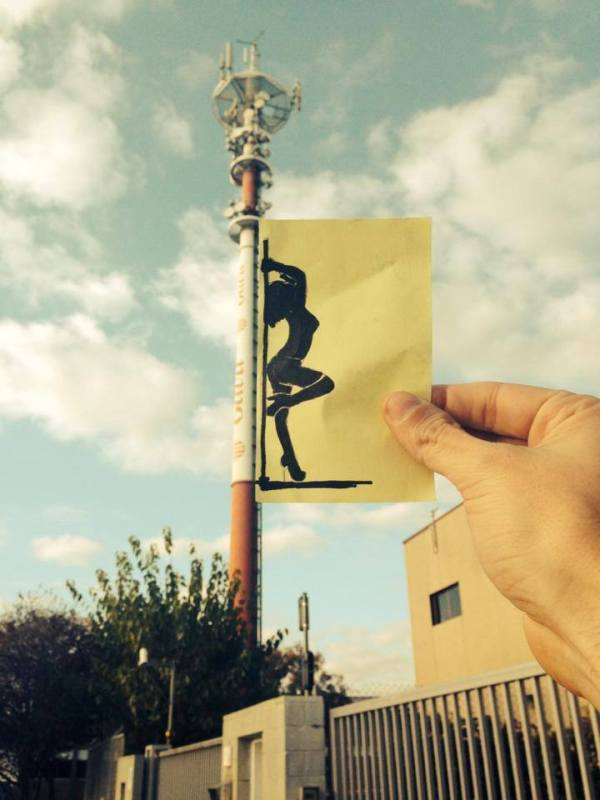 Artist Doodles Creative And Fun Art On Post-It Notes