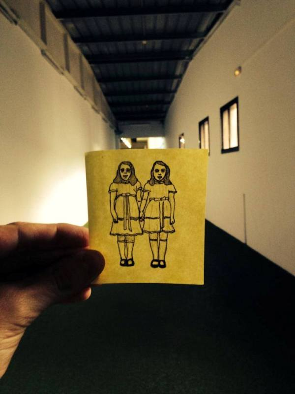 Artist Doodles Creative And Fun Art On Post It Notes