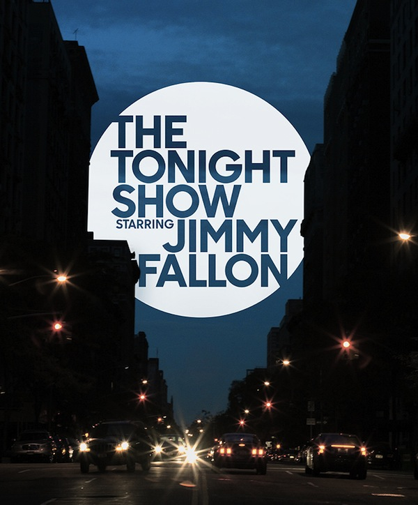 pentagram redesigns the logo of �the tonight show