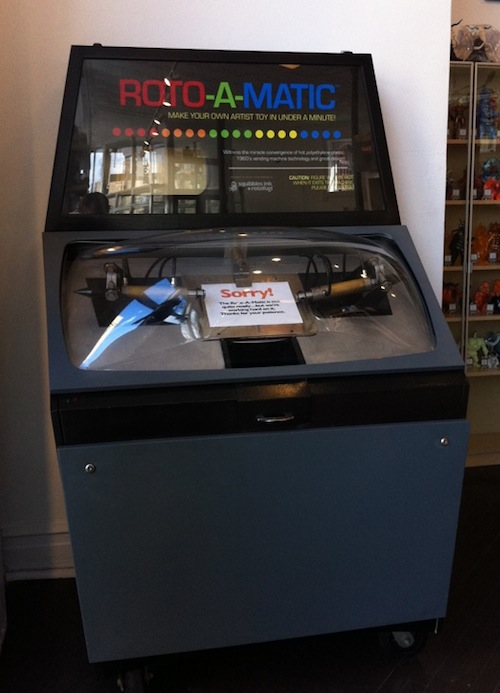 make your own vending machine