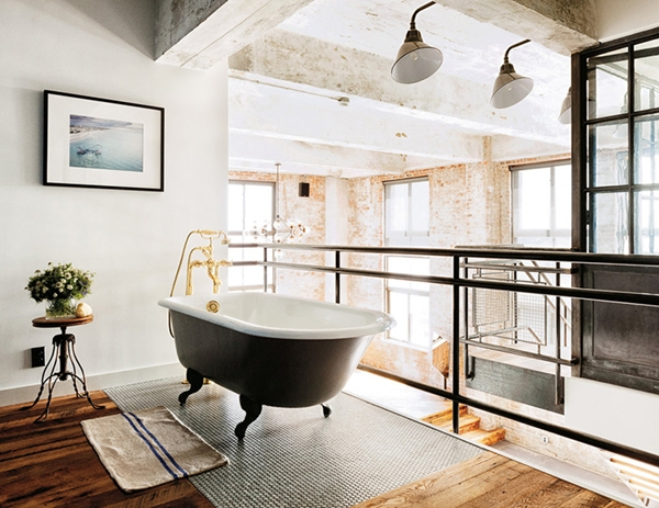 Check Out Tumblr S Founder David Karp S Cozy New York City Loft Apartment