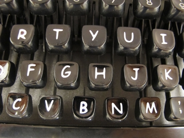 Comic Sans Typewriter