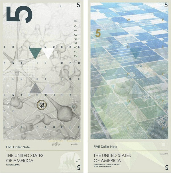 The 6 Best New Décor Brands We Ve Recently Discovered: Designer Gives The US Currency Notes A 'Minimalistic