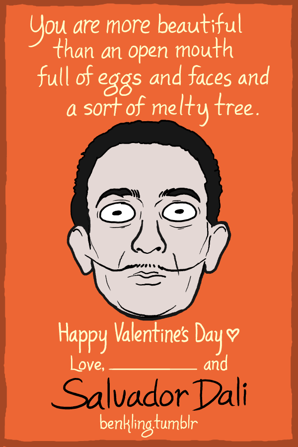 Valentine S Day Cards Full Of Geeky Puns From Writers