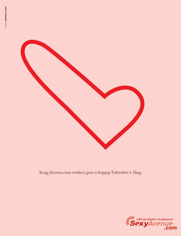valentine s day advertisments In a mobile world, people are turning to instagram to share their valentine's day  experiences and get inspiration ahead of the big day.