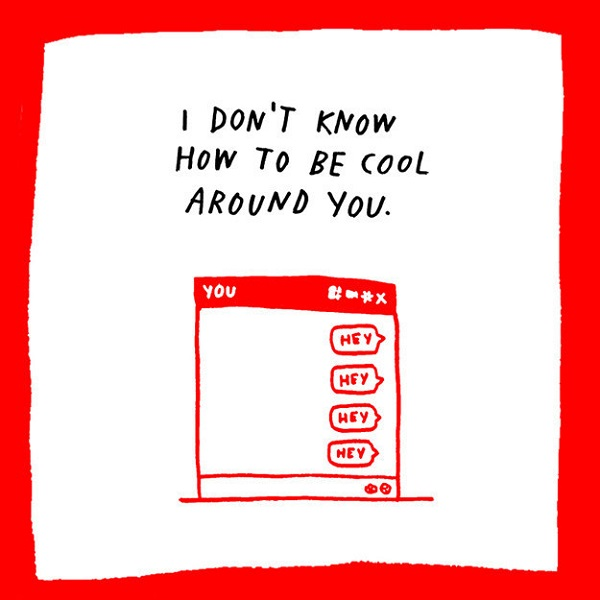 Sweet Quirky Valentines Day Cards That Say What You Actually – Mean Valentine Cards