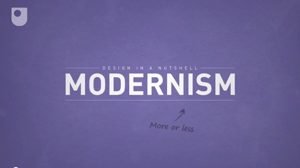 'Design In A Nutshell', A Short Series That Explains 6 Key Design Movements