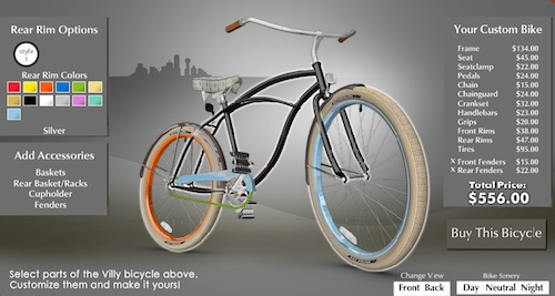 Design Your Own Bicycle Bicycle Model Ideas