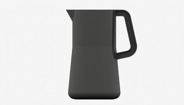 eco-friendly redesigned coffee pot