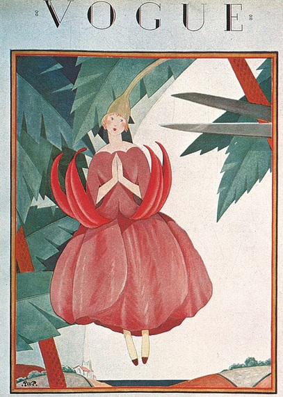 Vintage Vogue Magazine Covers From The Early 20th Century ...