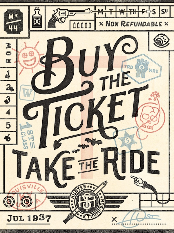 Beautiful Typographic Postcards That Will Stir Up Your Wanderlust ...