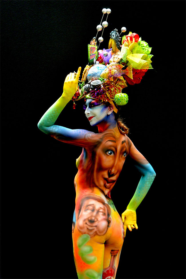 World Body Art Body Art Pictures