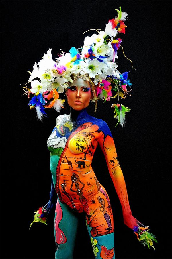 Carnival Face Paint Kids