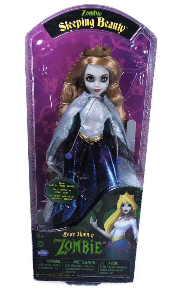 zombie apocalypse �disney princess� dolls live unhappily